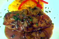 Provencal Herbed Chicken Breasts With Mushroom Sauce